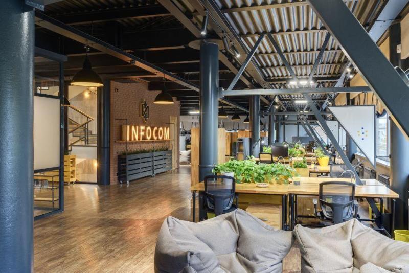 Infocom Main office